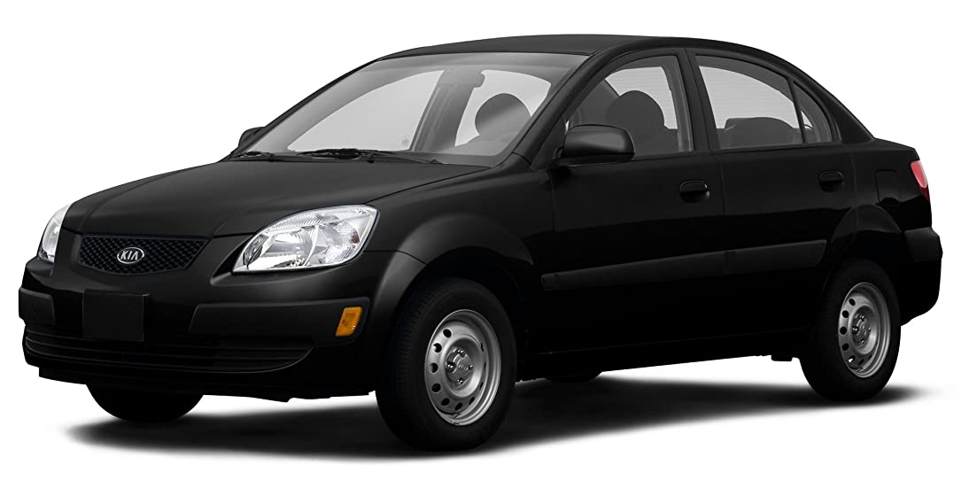 2008 kia rio reviews images and specs vehicles. Black Bedroom Furniture Sets. Home Design Ideas