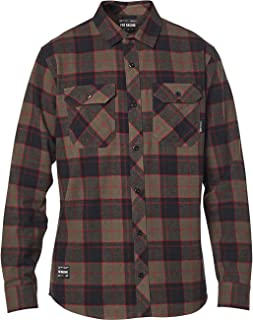 Fox Unisex Traildust 2.0 Flannel Dirt Flannel
