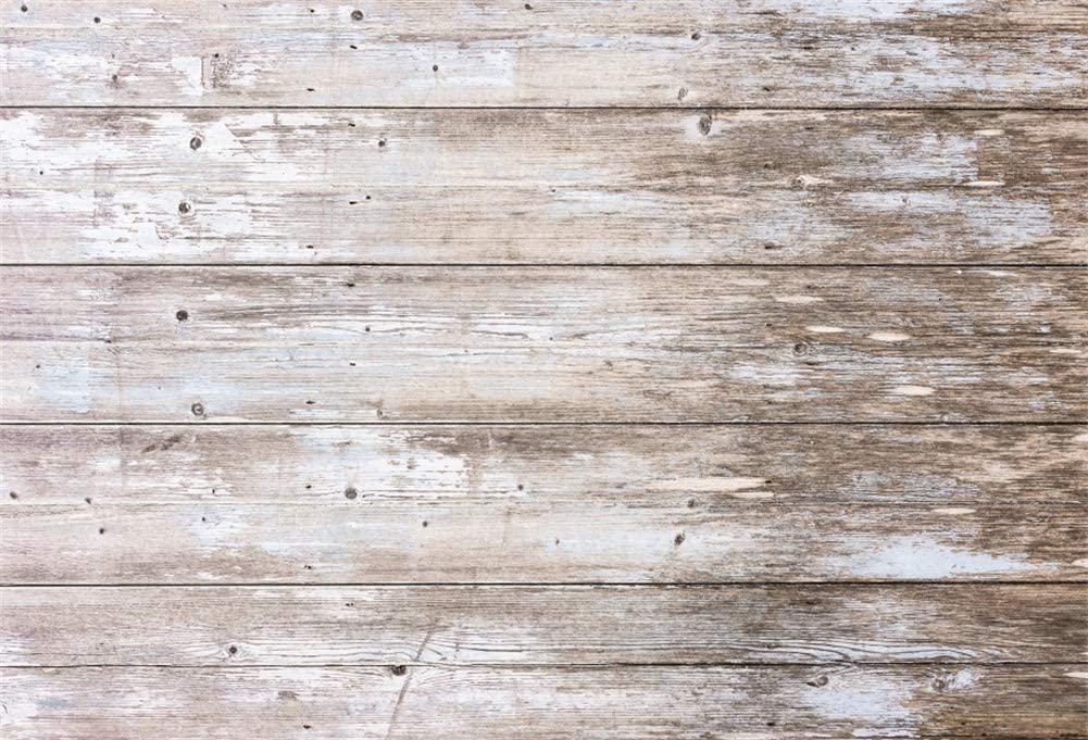 10x5ft Faded Splicing Rustic Green Wooden Board Backdrop Polyester Grunge Wood Texture Plank Background Studio Artistic Shoot Wedding Bride Groom Child Kids Shoot