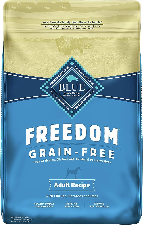 Blue Buffalo Freedom Adult Chicken Recipe Grain-Free