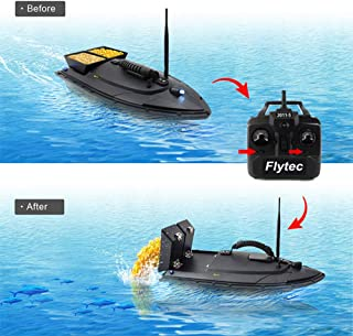 Best rc boat fishing for trout Reviews