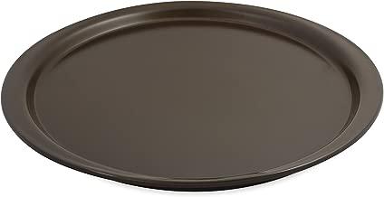 Forma para Pizza Ceraflame Chocolate 35 x 35 x 2 cm