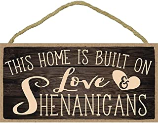 Best love and shenanigans sign Reviews
