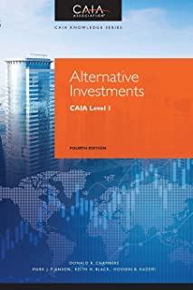 Alternative Investments: CAIA Level I