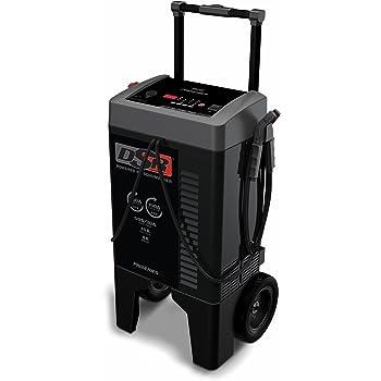 Schumacher DSR ProSeries DSR123 250 Amp(12V) 150 Amp(24V) 15 Amp 4 Amp 12V/24V Fully Automatic Pro Smart Battery Charger/Engine Starter/Maintainer For Automotive Shop/Dealer Use