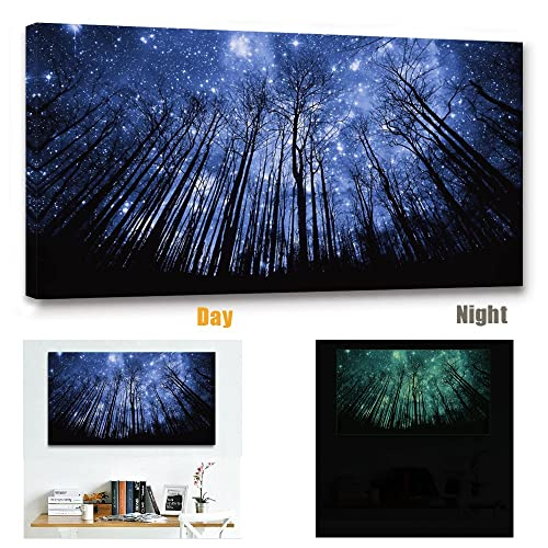 Glow In The Dark Wall Painting Amazoncom