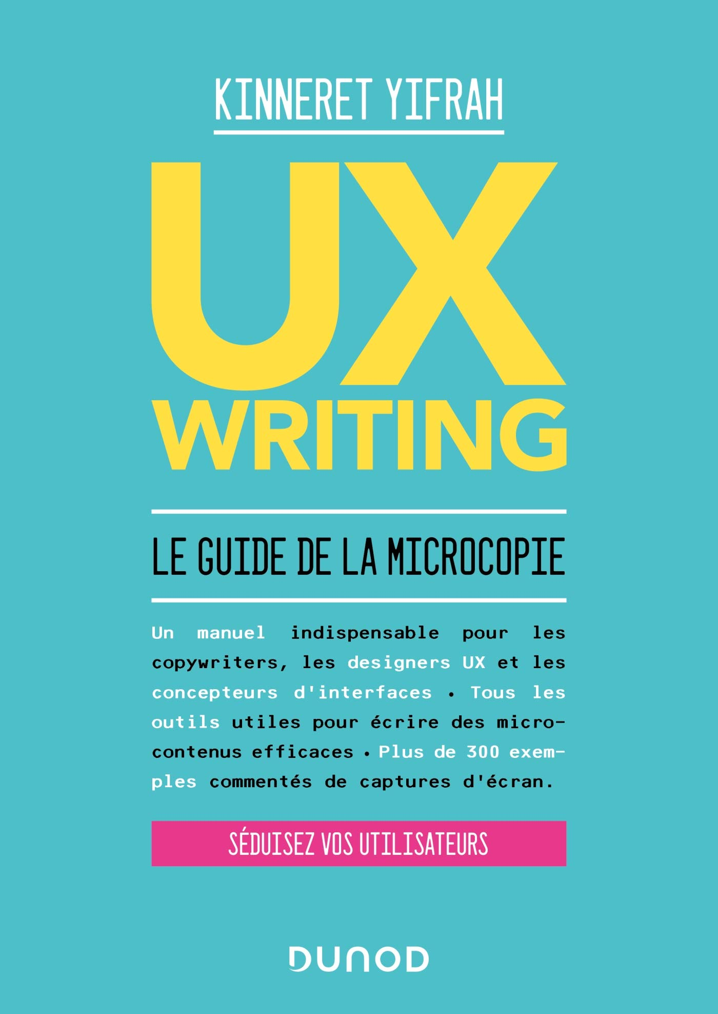 Image OfUX Writing - Le Guide De La Microcopie: Le Guide De La Microcopie