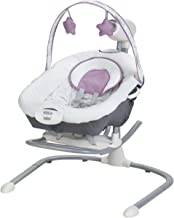 Graco Duet Sway Baby Swing with Portable Rocker, Maxton