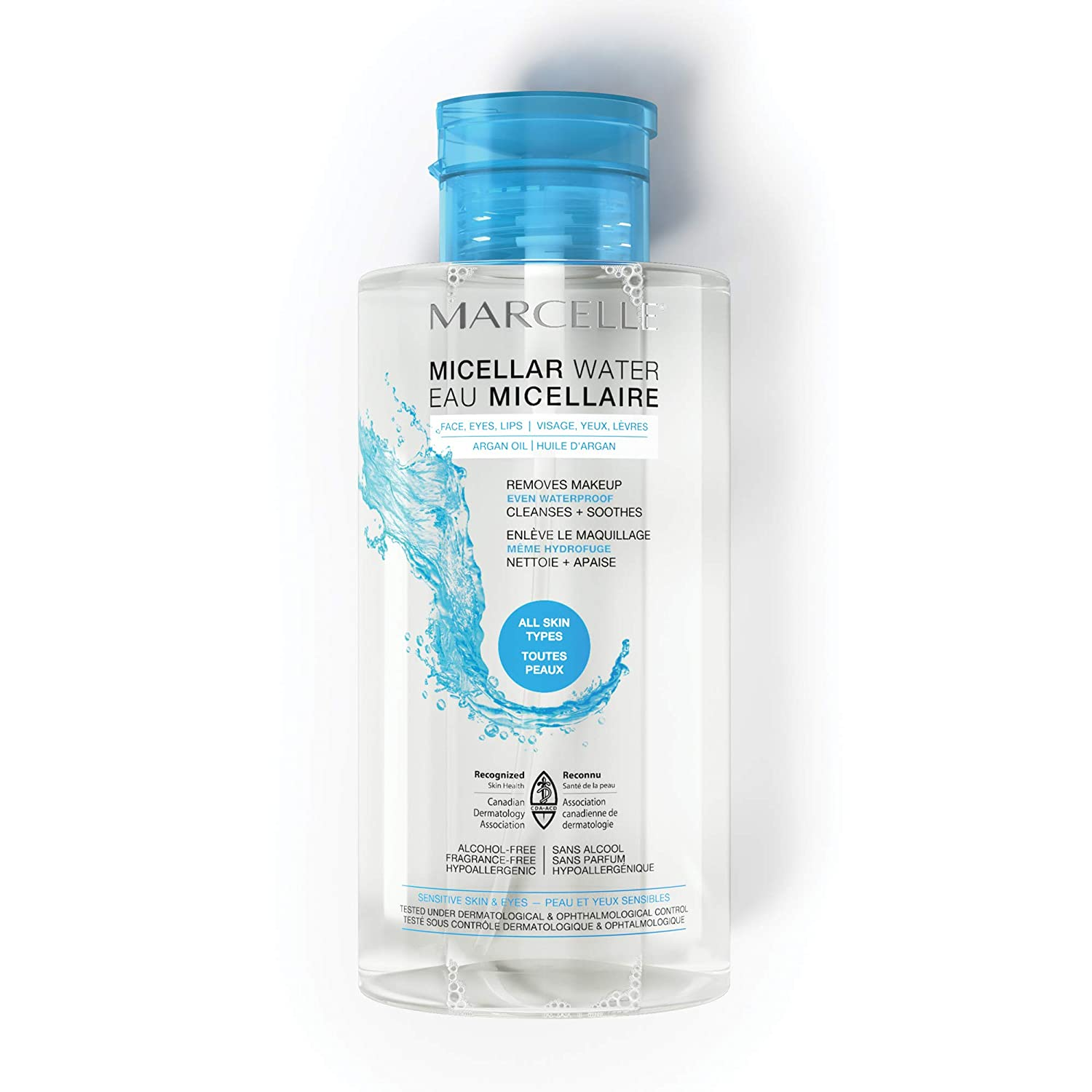 Marcelle Micellar Water - Hypoallergenic Tucson Mall supreme Fragran Waterproof and