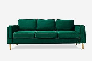 Best purple velvet tufted sofa Reviews