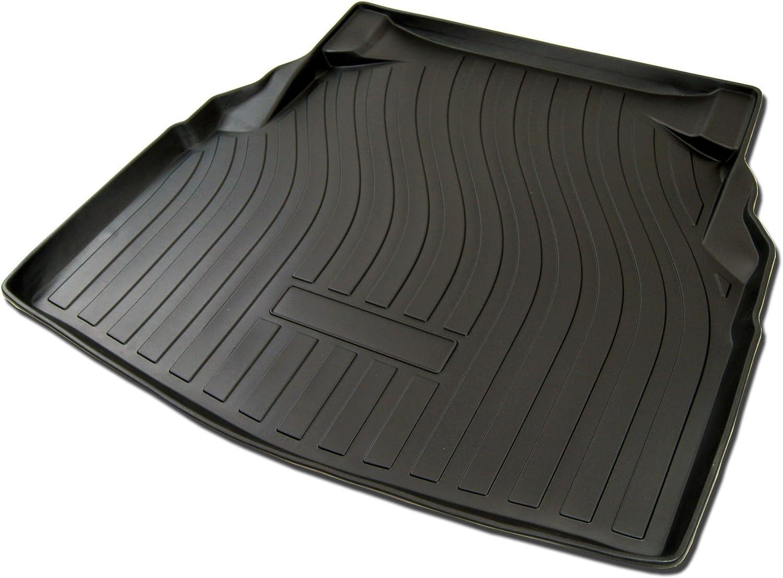 TuningPros CLTM-012 Custom Fit depot Trunk Cargo Mat Li Floor Popular Non-Slip