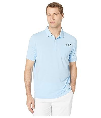 PUMA Golf Slow Play Pocket Polo (Blue Bell) Men