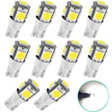 AUXITO 578 LED Bulb 41mm 42mm 212-2 211-2 578 Festoon LED Bulbs CANBUS Error Free 6-SMD 3030 Chipsets Xenon White Replacement for Map Dome License Plate Lights Lamps (Pack of 4)
