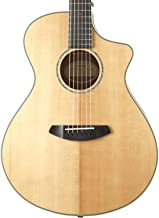 Breedlove Pursuit Exotic Concert CE Sitka-Myrtlewood Acoustic-Electric Guitar