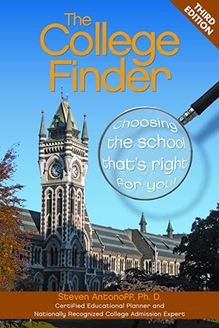 The College Finder (English Edition)