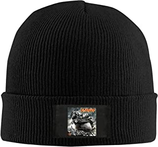 Exodus Shovel Headed Kill Machine Mens Womens Outdoor Sports Fashion Design,Adult Knit Hat Hedging Cap