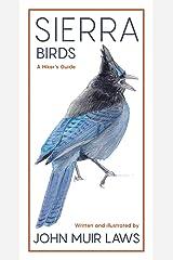 Sierra Birds: A Hiker's Guide Kindle Edition