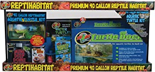 Zoo Med 26341 Reptihabitat Aquatic Turtle Kit