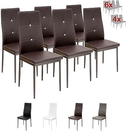 Amazon.es: outlet sillas comedor - Incluir no disponibles / Muebles ...