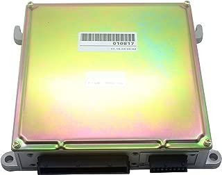 EC140LC VECU Computer Board VOE14514288 - SINOCMP Spare Part VOE 14514288 ECU with Program for Volvo Excavator Controller Parts, 24V, 1 Year Warranty