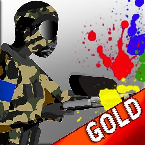 Paintball Kriegsgebiet: das Kommando taktischen Action-Spiel - Gold Edition