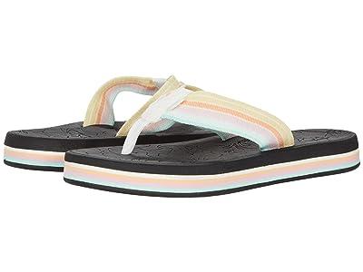 Roxy Colbee Hi Sandals