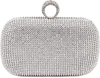 Evening Clutch Bags Diamond-Studded Evening Bag With Chain Shoulder Bag