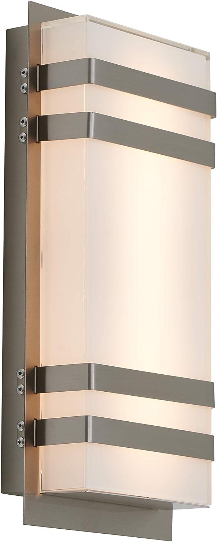 Artika Glow Box 3 祝日 LED-Integrated 売れ筋ランキング Outdoor Steel Stainless Indoor