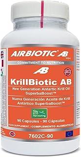 Airbiotic Complemento Alimenticio KrillBiotic AB. 90 Capsulas
