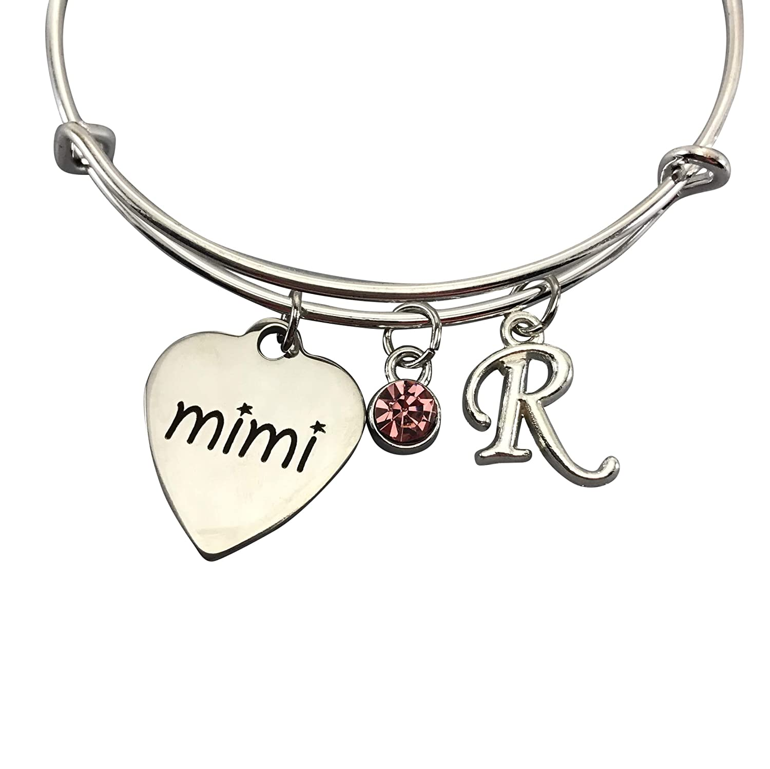 Mimi - Gifts Gift for Grandma- Jewelry Char Charlotte Mall Grandmother Free shipping