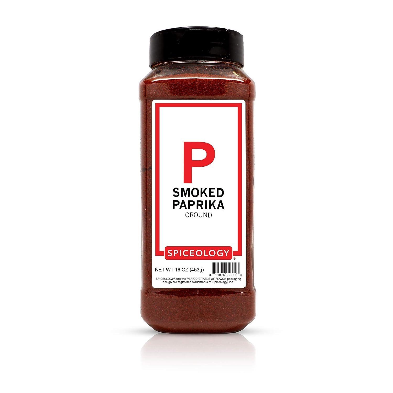 Smoked Paprika - Spiceology Powder Ground ou High quality new 16 Surprise price