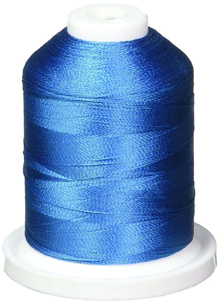 Robison-Anton Rayon Super Strength Thread, 1100-Yard, Boo Boo Blue