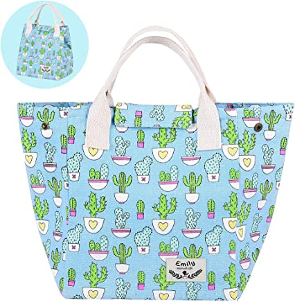 d6fc4eeb6ae9 Amazon.com: cactus - Lunch Bags / Travel & To-Go Food Containers ...