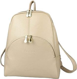 Nevenka Brand Women Bags Backpack Purse PU Leather Zipper Bags Casual Backpacks Shoulder Bags