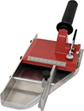 Tapijtstripsnijder/tapijtsnijder voor plinten incl. messen [45 – 100 mm]