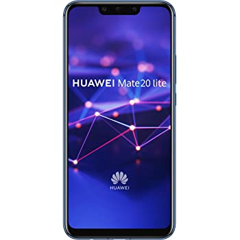 Huawei Mate20Lite 4 GB/64 GB Dual SIM Smartphone: Amazon.es ...