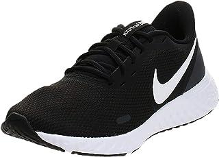 Nike Revolution 5, Women's Road Running Shoes, Black (Black/White-Anthracite), 38.5 EU