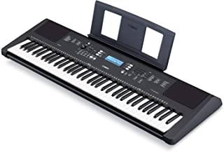 Yamaha PSR-EW310 76-key Portable Keyboard (Power Adapter Sol