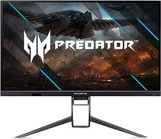 Predator XB323QKNV Gaming Monitor 31,5 inch (80 cm scherm) 4K (UHD), 144Hz, 1ms (G2G), 2xHDMI 2.1, DP 1.4, in hoogte verst...