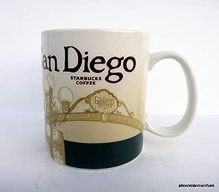 Starbucks San Diego California Icon Global Series Mug