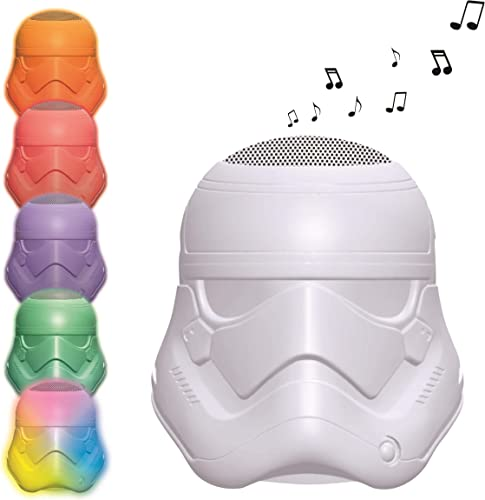 100% precio garantizado Star Wars- Altavoz Luminoso Luminoso Luminoso con azultooth, Uso Interior y Exterior, batería Recargable (Lexibook BTL710SW), Color blanco (  ahorra hasta un 30-50% de descuento