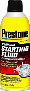 Prestone AS237-6PK Premium Starting Fluid - 10 oz, (Pack of 6)