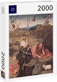 Lais Jigsaw Hieronymus Bosch - meditator St. John The Baptist 2000 Pieces