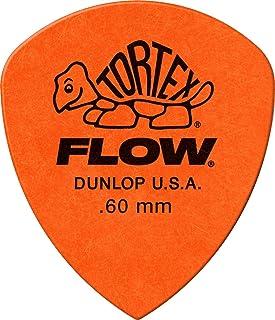 Jim Dunlop Tortex Flow Standard 12 Pack .60mm Orange