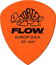 Jim Dunlop Tortex Flow Standard 12 Pack .60mm Orange