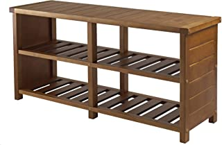 Best natural wood benches for sale Reviews