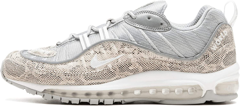 Amazon.com | Nike Mens Air Max 98 844694 100 Supreme - Snakeskin ...