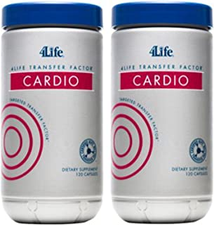 4Life Transfer Factor Cardio by 4Life (2 Pack)