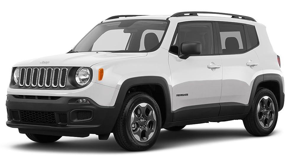 White 2017 Jeep Renegade Sport