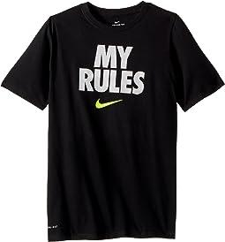 Dry Tee My Rules (Little Kids/Big Kids)